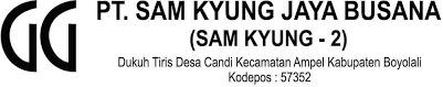 PT Samkyung Jaya Garments